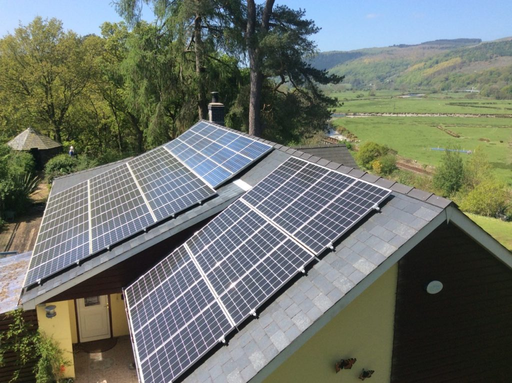 Early pioneers in renewable energy, the park-owning family has adopted a range of innovative systems